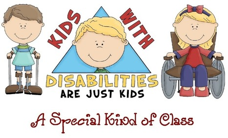 A special kind of class: A Special Education Pinterest List | Winning The Internet | Scoop.it