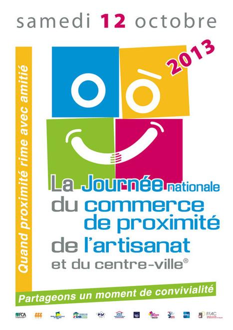 JNCP: Journée Nationale du Commerce de Proximité, de l'artisanat ... | Commerce de proximité | Scoop.it