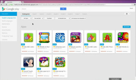 Una nueva iniciativa de Google para la educación #io2013   Edu-Recursos 2.0   Scoop.it