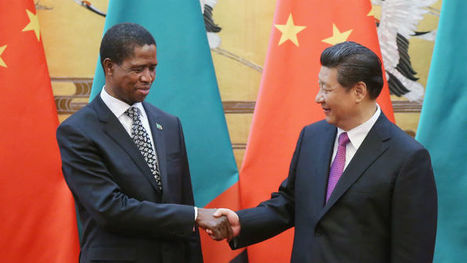 The Zambian economy is being hit hard by China's slowdown   Economiscellany   Scoop.it