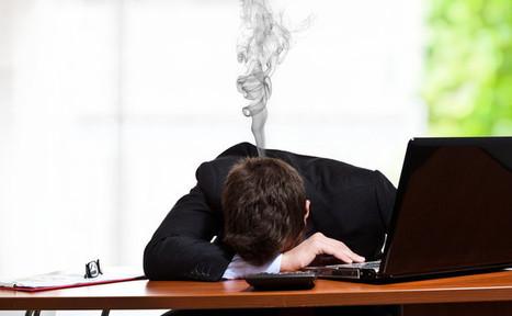 Gérer le stress au travail | Gestion des risques psycho-sociaux | Scoop.it