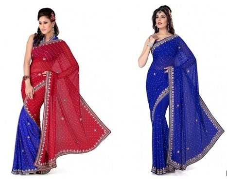 Indian Bridal Saree: A Perfect Bridal Dress   Women's Fashion   Scoop.it