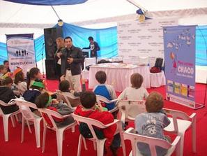 Apuesta a la lectura con Alumnos de Primaria - Chaco On Line   Bibliotecas Escolares Argentinas   Scoop.it
