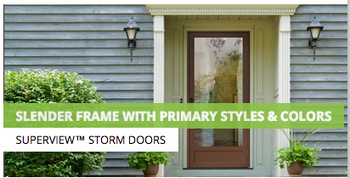 Provia Storm Doors   trwindowservices   Scoop.it