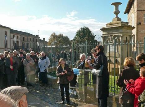 Caussade. Une nouvelle destinée pour la fontaine du Thouron | Caussade | Scoop.it