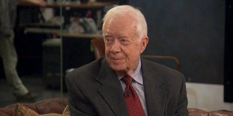 Jimmy Carter Speaks Out On Religion And Equality For Women; Slams Sexist ... - Huffington Post | Women and Terrorism. | Scoop.it