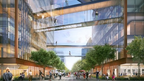 Uber's new headquarters are dazzling | Real Estate Plus+ Daily News | Scoop.it