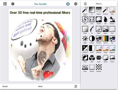 10 Good iPad Apps for Doodling, Drawing and Sketching | Las Tabletas en Educación | Scoop.it