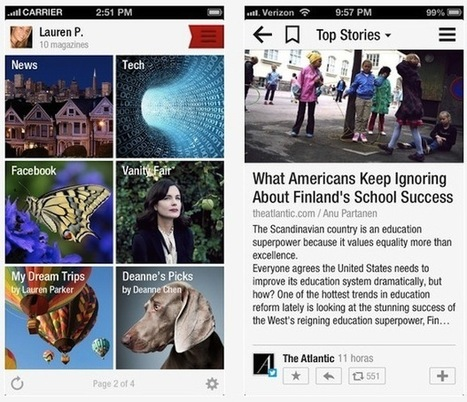 Flipboard, now with 56M users, looks for ways to make money | A2 BUSS4 Businesses and the competitive environment & making strategic decisions | Scoop.it