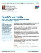 People's University | Appreciative Inquiry NEWS! | Scoop.it