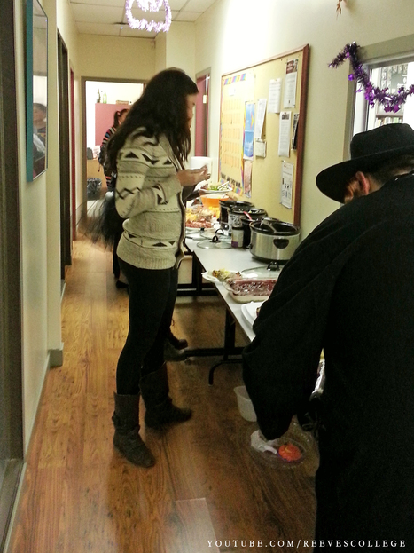 Reeves College Lloydminster Campus on Halloween in 2013 in Alberta | Reeves College in Alberta Canada | Scoop.it