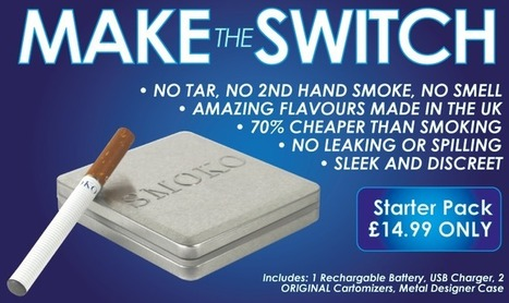buy electronic cigarett | seo | Scoop.it