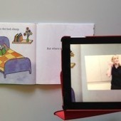 Using the iPad to support Key Word Signing | The Spectronics Blog | AT, UDL, AAC | Scoop.it