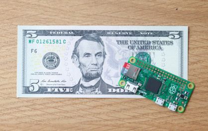 Raspberry Pi Zero geht für 5 Dollar an den Start | 21st Century Innovative Technologies and Developments as also discoveries, curiosity ( insolite)... | Scoop.it