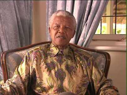 """""""L'avenir est entre vos mains"""": l'adresse vidéo de Nelson Mandela à la Fête de l'Humanité 1996. - citoyen18.overblog.com   La famille et vous   Scoop.it"""