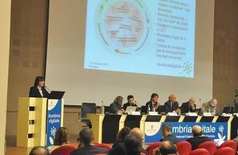 Stati generali digitali, le scelte dell'Umbria per uno sviluppo 2.0 | operational intelligence | Scoop.it