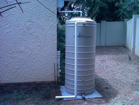 How to Choose the Right Rainwater Tank for Your Home | Complete Tanks and Pumps | Scoop.it