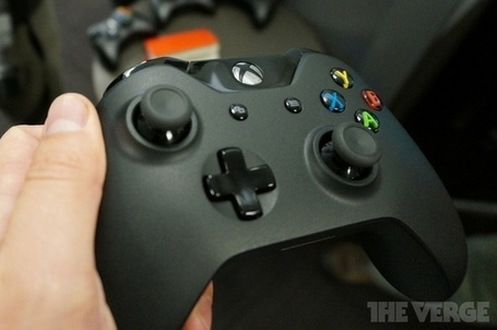 Hands-on with the new Xbox One controller and its crazy vibrations | business analyst | Scoop.it