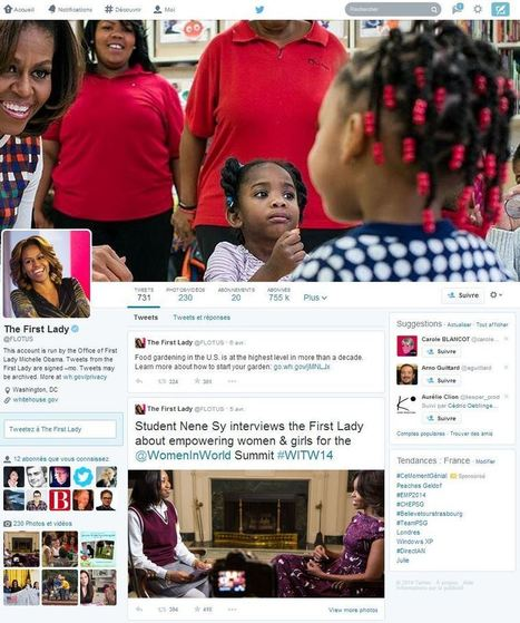 Twitter officialise les nouveaux profils | Social Media | Scoop.it