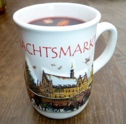 Mulled Wine: The Most Popular Drink at German Christmas Markets | Travel in Germany | Scoop.it
