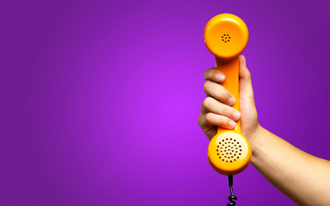 9 Reasons to Pick Up the Phone   Evaluation, Recrutement, Sélection   Scoop.it