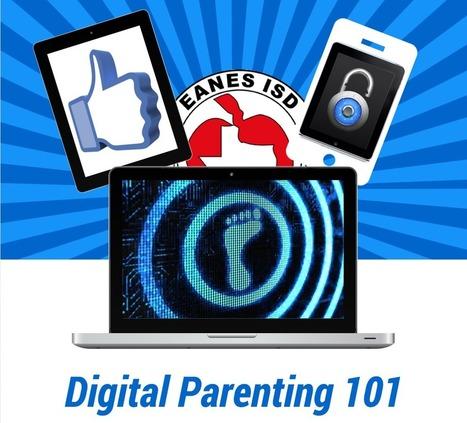 Digital Parenting 101: An iTunesU Course For Parents | Brain Research & Digital Parenting | Scoop.it