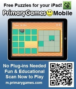 PrimaryGames: Free Games and Videos for Kids - PrimaryGames - Play Free Kids Games Online | Abdelmajid Hamdaoua | Scoop.it