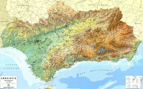 Visor cartográfico de Andalucía | Blogs de naturaleza | Scoop.it