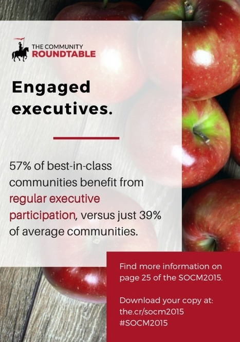 The Importance of Executive Engagement | Social Business and Digital Transformation | Scoop.it