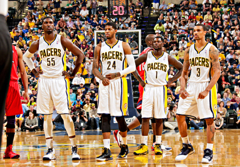 Desperate times, desperate measures: Pacers to rest all five starters vs. Bucks | The Point Forward - SI.com | NBA Media Circus Players and Staff: The Impact of the Buzz | Scoop.it