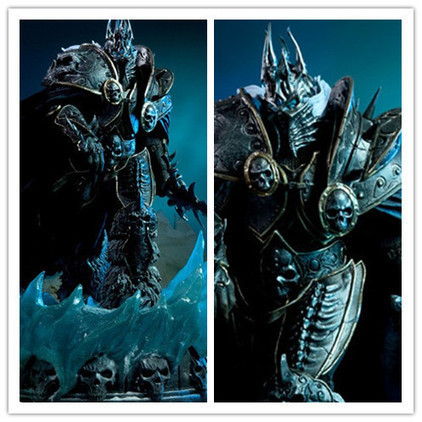 online game: The Lich King of Alsace handicraft is made in Sideshow Collectibles   igshops game   Scoop.it