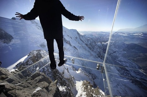 Step Into the Void Above the French Alps | The brain and illusions | Scoop.it