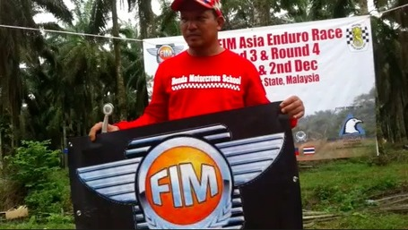 Manote dominated 2012 FIM Asia Enduro Champion Title | FMSCT-Live.com | Scoop.it