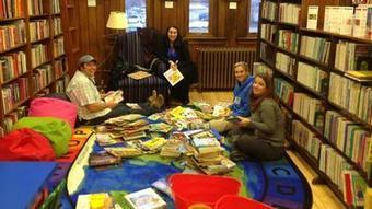 Leadership class tackles literacy project - Petoskey News-Review | Educators | Scoop.it