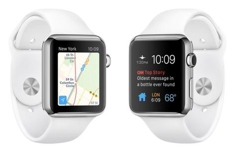 Apple envisage un futur où on n'imaginera pas se passer de sa Watch | Post-Sapiens, les êtres technologiques | Scoop.it