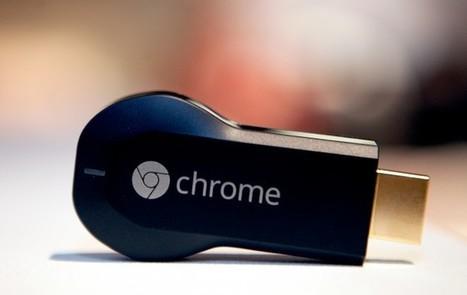 Chromecast Google Inc (NASDAQ:GOOG) miracle device | eTechcrunch.com | Scoop.it