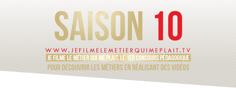 Je Filme Le Métier Qui Me Plait | Actualités culturelles, concours | Scoop.it