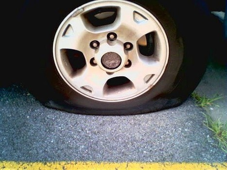 Four Signs You Need New Tires   Automobiles   Scoop.it
