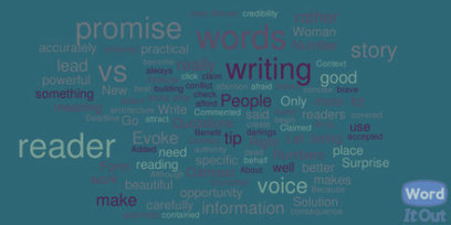 50 words that will improve your writing   Web Content Enjoyneering   Scoop.it