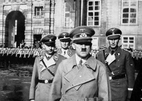 Desentierran el laboratorio nuclear de Hitler | Historia del Mundo Contemporáneo | Scoop.it