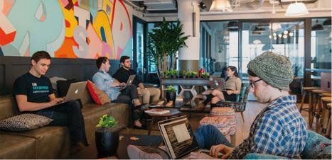 Start-up: comment New York est devenue la nouvelle Silicon Valley | les échos du net | Scoop.it