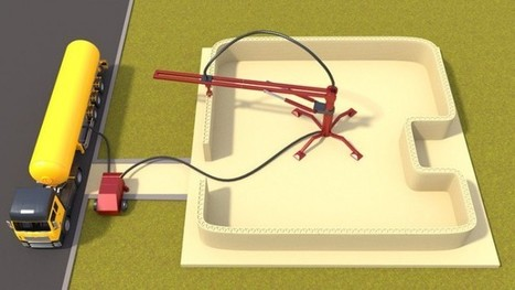 Impression 3D de votre maison: un rêve devenu réalité   construction bois et reglementation thermique RT 2012-2020   Scoop.it