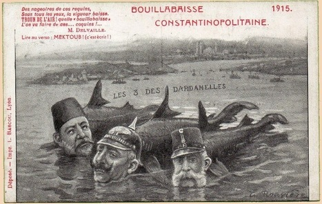 Histoire parallèle : 25 avril 1915-2015 - débarquement aux Dardanelles et ouverture d'un nouveau front sur le sol de la Turquie. Commémoration du 100ème ANZAC day - Herald Dick Magazine | Nos Racines | Scoop.it