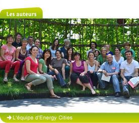 Energy Cities - Les membres d'Energy Cities s'engagent pour la coopération entre villes, outil clé de la transition énergétique | Gestion des services aux usagers | Scoop.it