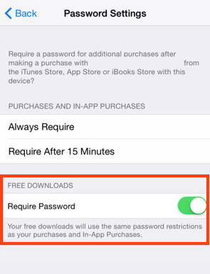Allow Free App Downloads Without Password Entry in iOS - OSXDaily | iPads in Education | Scoop.it