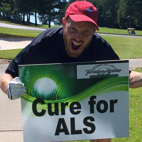 TERANCE MATHIS CELEBRITY GOLF CLASSIC SCORES BIG FOR ALS | ALS Awareness | Scoop.it