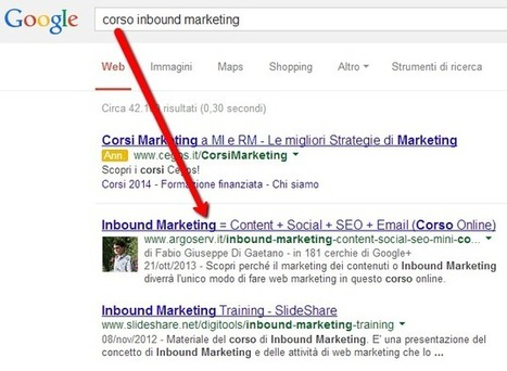 Come applicare una strategia SEO all' Inbound Marketing | SEO tips and tricks | Scoop.it
