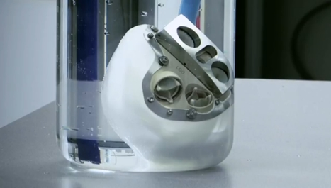 New Artificial Heart to Be Tested   MIT Technology Review   Medical Engineering = MEDINEERING   Scoop.it