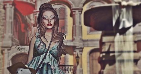 K StyLez: # 1306 | 亗 Second Life Freebies Addiction & More 亗 | Scoop.it
