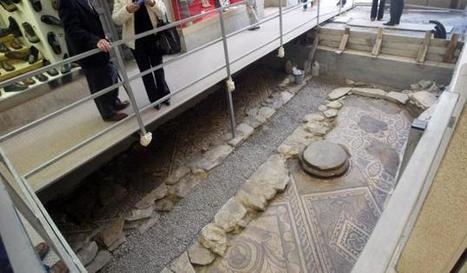 El Concello de Lugo sacará a la luz otros dos mosaicos en Doutor Castro   Arqueología romana en Hispania   Scoop.it